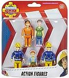 Fireman Sam Action Figures
