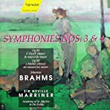 Brahms - Symphonies Nos 3 & 4 Academy of St Martin in the Fields