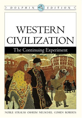 Western Civilization: The Continuing Experiment, Dolphin Edition