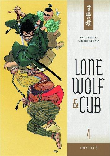 Lone Wolf and Cub Omnibus Volume 4 (Lone Wolf & Cub Omnibus) PDF