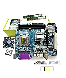 Zebronics Motherboard Kit with 2.8Ghz intel Duel Core CPU, 1GB DDR2 RAM & Intel CPU FAN