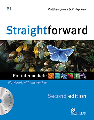STRAIGHTFORW Pre-Int 2nd ED Wb Pk +Key (Straightforward)