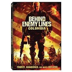 دانلود فیلم پشت خطوط دشمن Behind Enemy Lines Colombia  2009