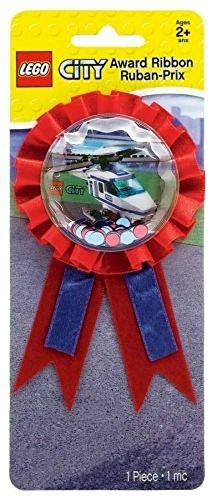 LEGO City Guest of Honor Ribbon (1ct)