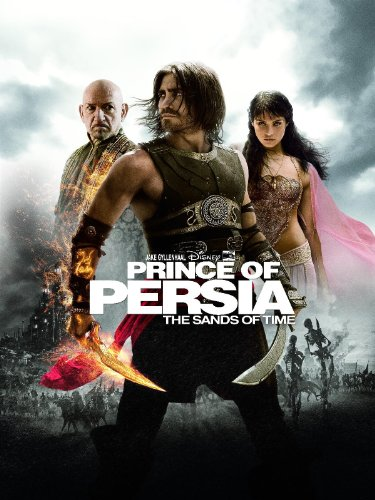 Amazon.com: Prince Of Persia: The Sands Of Time: Jake Gyllenhaal, Ben
