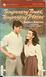 Temporary Times, Temporary Places (Avon/Flare Book)