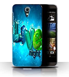 PrintFunny Designer Printed Case For HTC 620