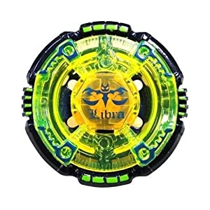 Takara Tomy Beyblade Limited Wbba Infinity Libra Gb145s Booster Pack Bb48