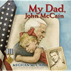 My Dad, John McCain book