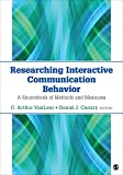 Researching Communication Interaction Behavior: A Sourcebook of Methods and Measures
