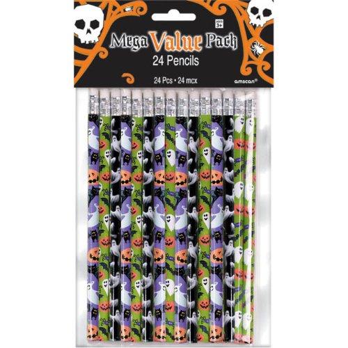 Halloween Pencils- 24ct