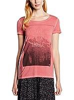 Marc O'Polo Camiseta Manga Corta (Rosa)