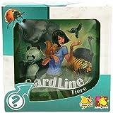 bombyx 002879--Parte de viaje Card Line Animales, multicolor