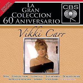 the album la gran coleccion del 60 aniversario cbs vikki carr may 19