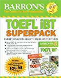 img - for Barron's TOEFL iBT Superpack (text only) 13th(thirteenth) edition by P. Sharpe,S. J. Matthiesen book / textbook / text book