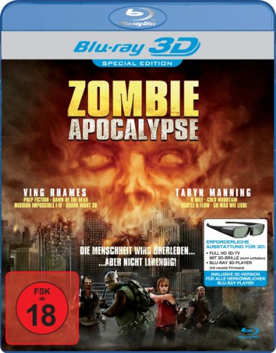 Zombie Apocalypse - Real 3D [3D Blu-ray] [Special Edition]