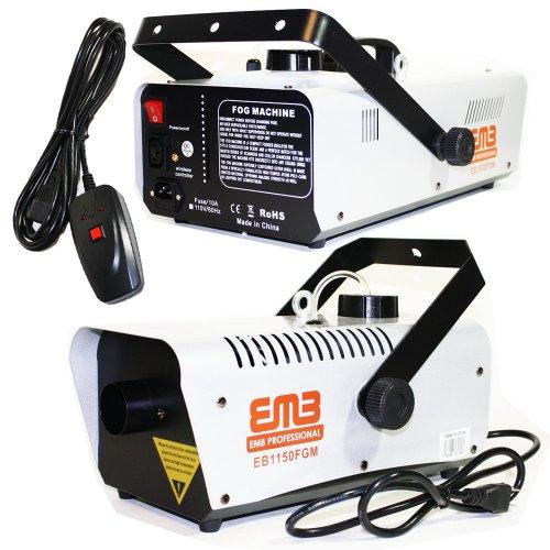 EMB – EB1150FGM – 1150W High Performance Fog machine
