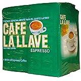 Café La Llave Espresso, Dark Roast, Fine Grind, 4-10 ounce bricks (Color: Dark Roast, Tamaño: 4-10 Oz. Bricks)