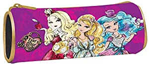Ever After High - Mattel round pencil case 349-00140