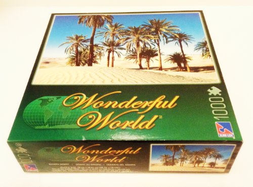 Wonderful World Sahara Desert (Sure-Lox)