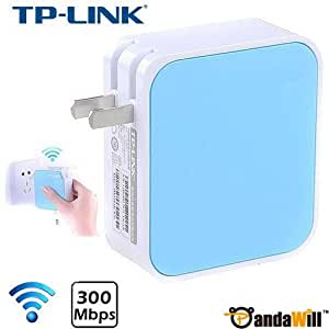 TP-Link TL-WR800N Wi-Fi 300Mbps Wireless Network Adapter Mini Dongle for PC Laptop