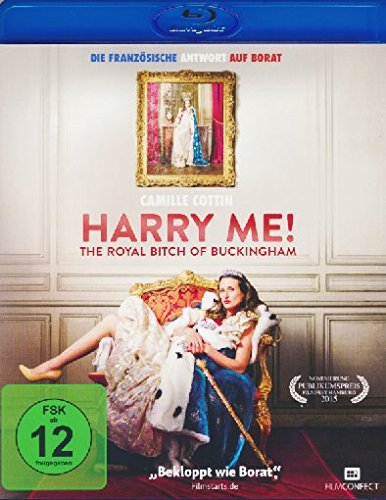 Harry Me! The Royal Bitch of Buckingham [Blu-ray]