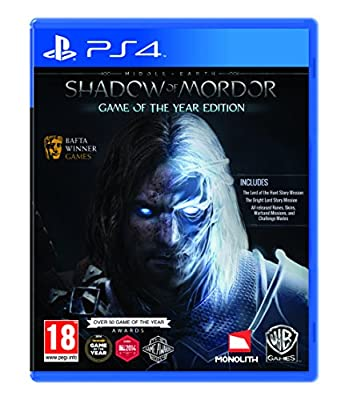 Middle-Earth: Shadow of Mordor from Warner Bros Interactive Entertainment UK