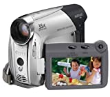Canon MD160 Digital MiniDV Camcorder (35x Optical Zoom, 2.7