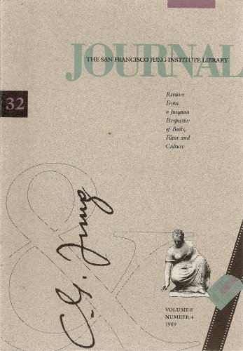 The San Francisco Jung Institute Library Journal (Articles And Film And Book Reviews From A Jungian Perspective, Volume 8, Number 4, 1989) front-1081428