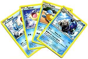 Amazon.com: Pokemon X & Y Primal Clash Walrein Single Card Evolution