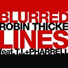 Blurred Lines (2-Track)