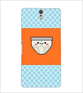 PrintDhaba Funny image D-4890 Back Case Cover for SONY XPERIA C5 ULTRA (Multi-Coloured)