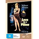 Love on a Pillow ( Le Repos du guerrier ) ( Il Riposo del guerriero )par Brigitte Bardot