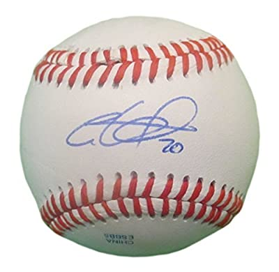 George Kontos Autographed / Signed Rolb Baseball w/ Proof Photo of Signing, San Francisco Giants, New York Yankees