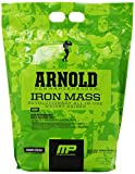 Arnold Schwarzenegger Series Arnold Mass Diet Supplement, Banana Cream, 8 Pound