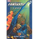 Ultimate Fantastic Four: God War v. 7 (Ultimate Fantastic Four (Graphic Novels))by Pasqual Ferry