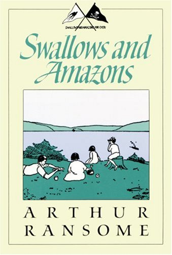 Swallows and Amazons (Godine Storyteller), Arthur Ransome