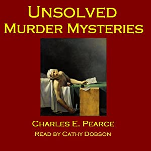 Unsolved Murder Mysteries Audiobook