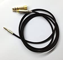 buy 2.5M New Replacement Audio Upgrade Cable Stereo Cord For Bang & Olufsen H6 H8 Headphones