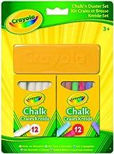 Comprar Crayola 98268 - Tizas Y Borrador