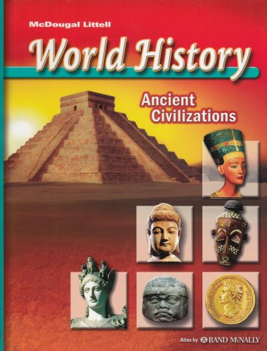 World History: Ancient Civilizations (Ancient World History Textbook compare prices)