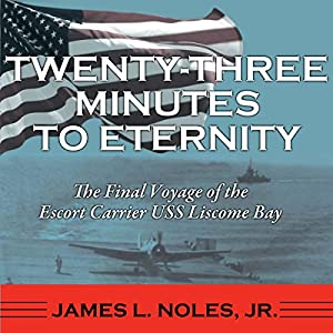 Twenty-Three Minutes to Eternity Audiobook