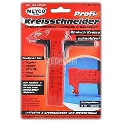 KABEER ART Meyco Compass Cutter