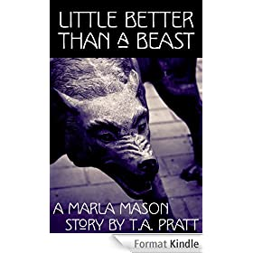 Little Better than a Beast (Marla Mason) (English Edition)