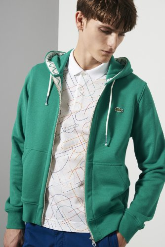 L!ve Full Zip Hoody Fleece Sweatshirt