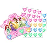 Princess Bingo Party Game (8 bingo Cards)