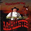 McAllister (       UNABRIDGED) by Francis Louis Guy Smith Narrated by Alex Zonn