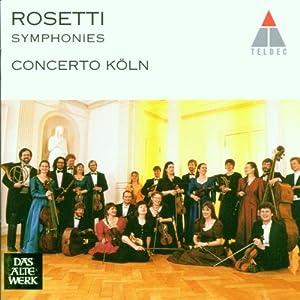 Rosetti;Symphonies