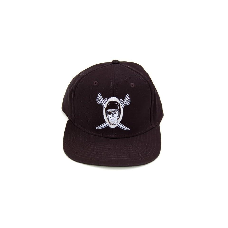 NFL Oakland Raiders Vintage Collection Snapback Hat Cap