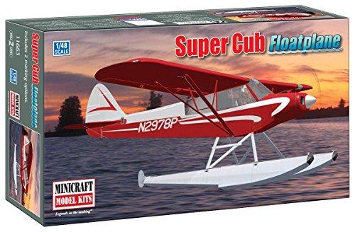 minicraft-11663-supercup-float-plane-model-kit